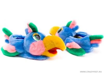 Попугай Жозефина